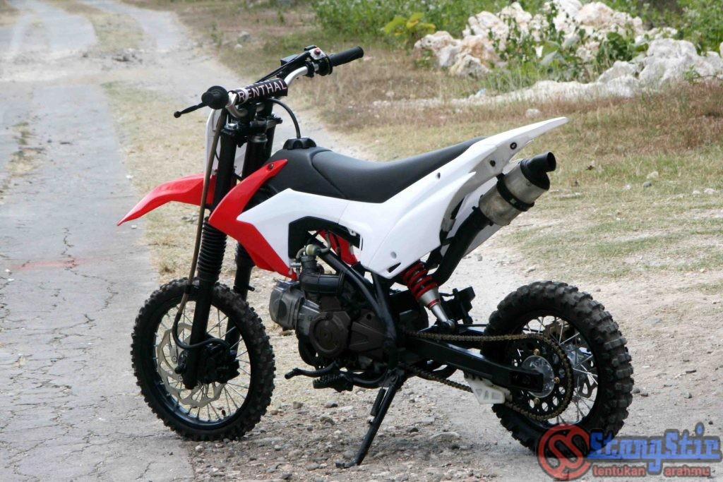 Honda Blade 110 2013 Tinggal Dekat Sirkuit Lahirlah Mini