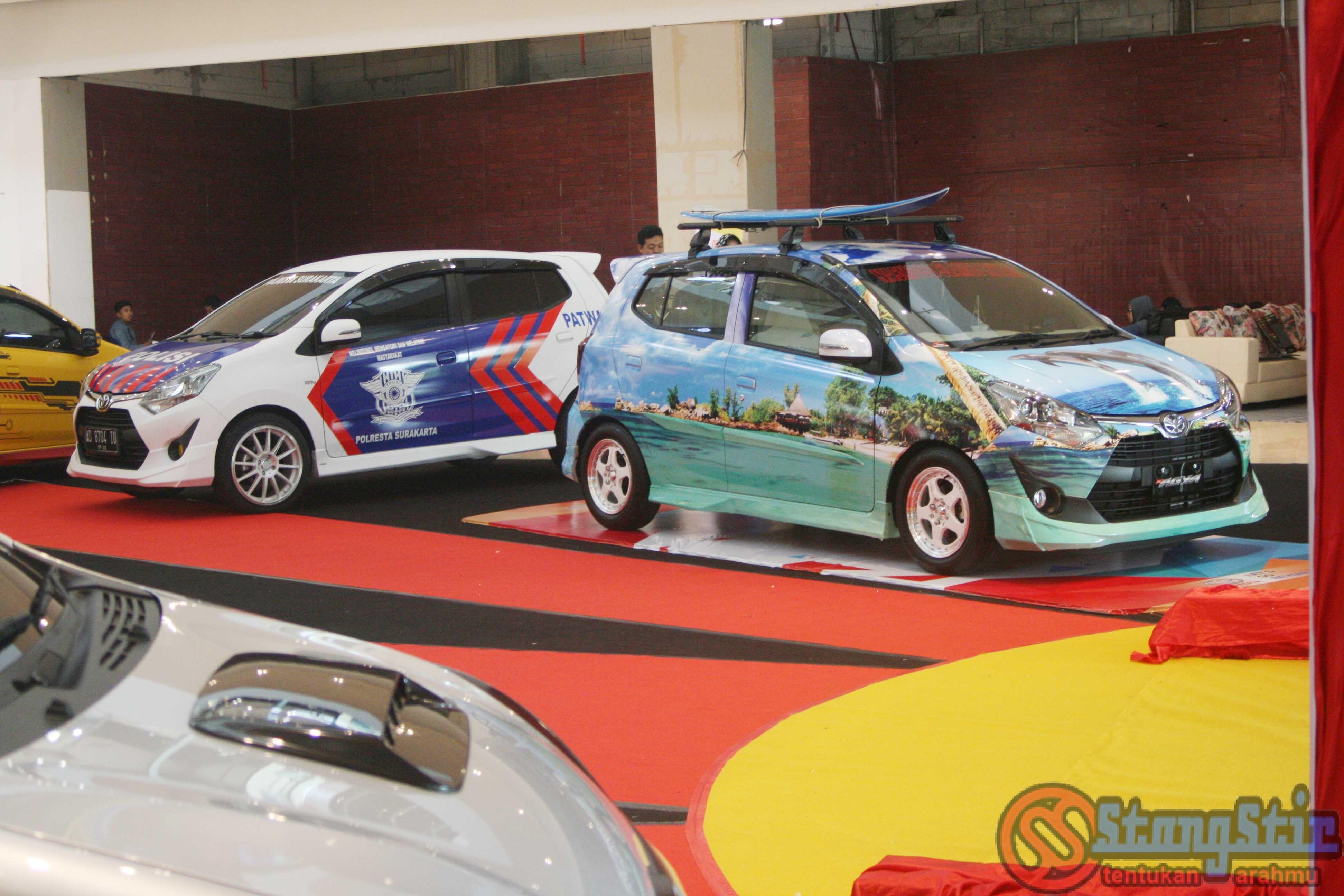 Gambar Modifikasi Mobil Toyota Agya | Modif Mobil