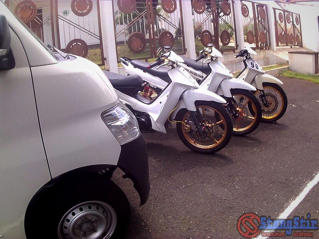Hery Agung Racing Team Hart Team Road Race Punya Target Kejar Podium Bebek 2t Stangstir